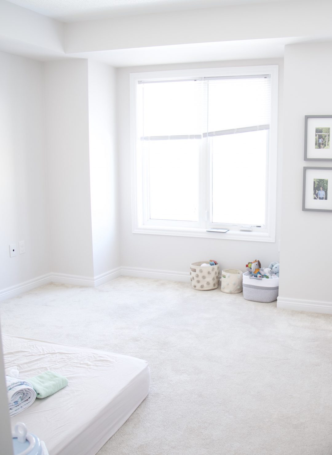 Designing A Montessori Inspired Playroom For Baby Toddler The Floor Bed Curious Mamas