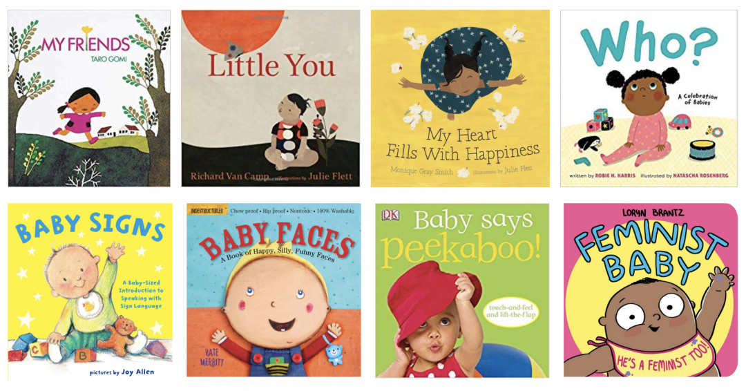8 book recommendations for empowering babies