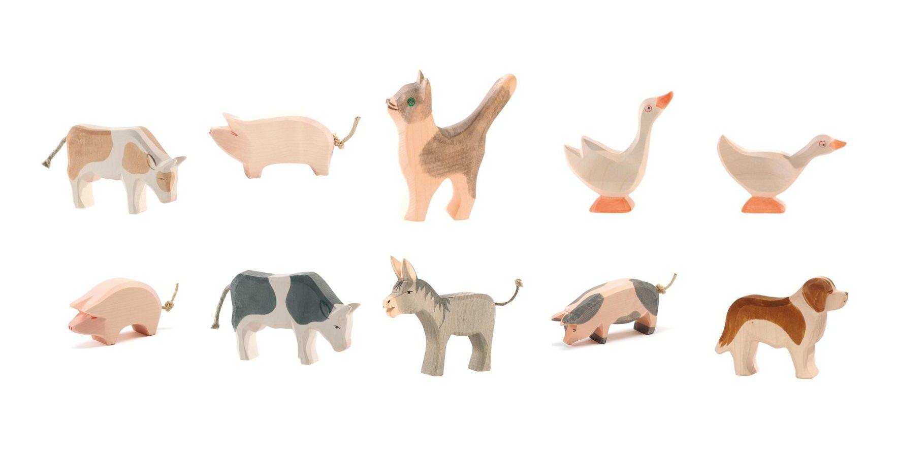 Ostheimer 10 farm animals