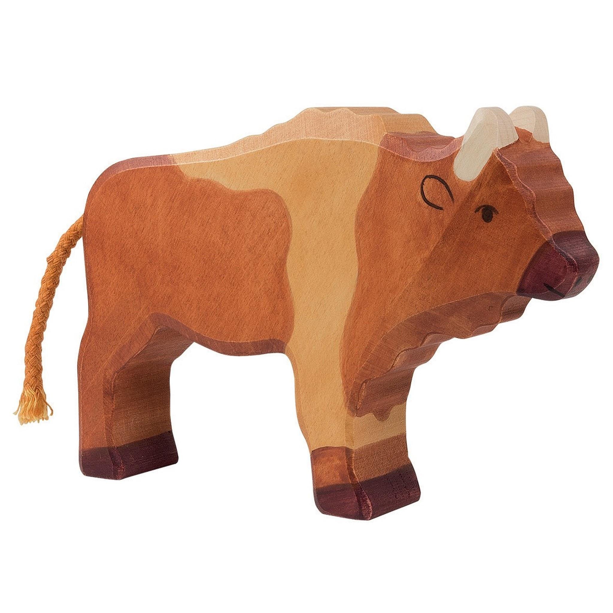 Holztiger Bison Image