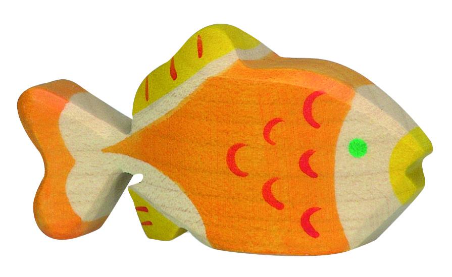 Holztiger Goldfish Image