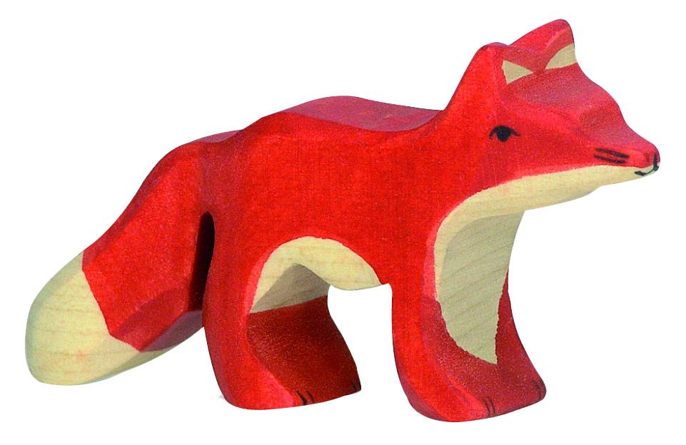 Holztiger Fox Cub Image