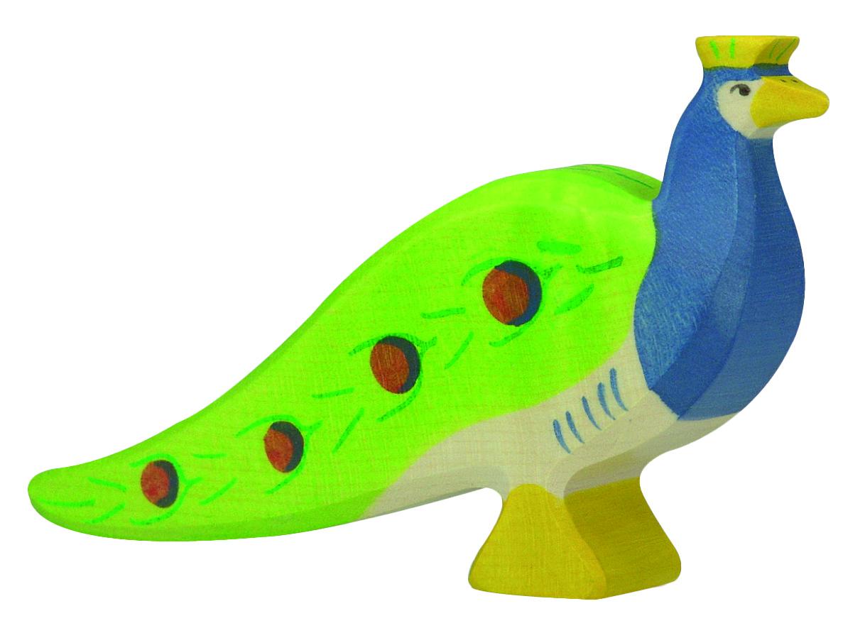 Holztiger Peacock Image
