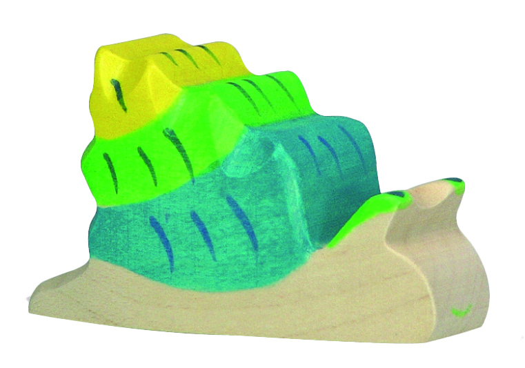 Holztiger Snail Image