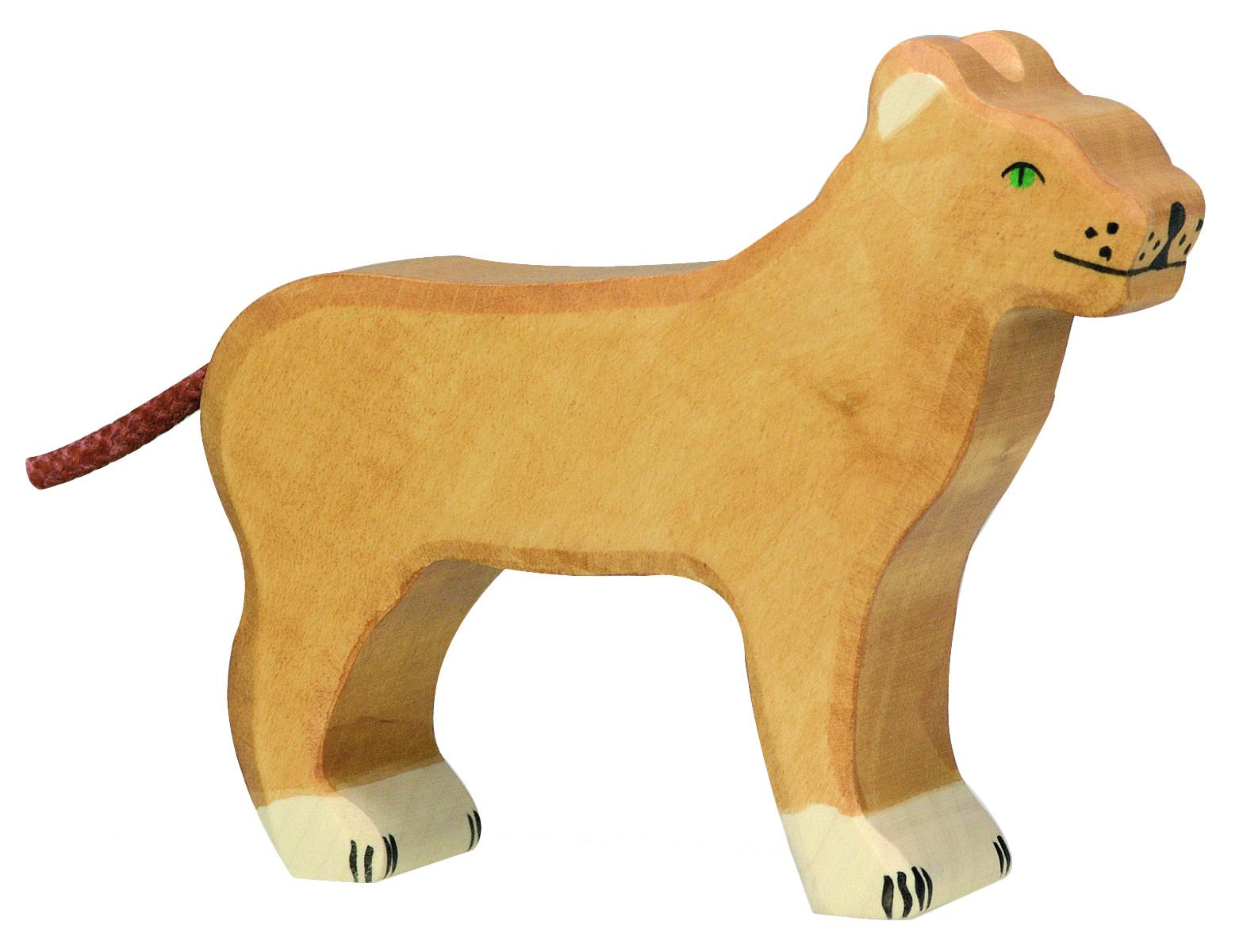 Holztiger Lioness Image