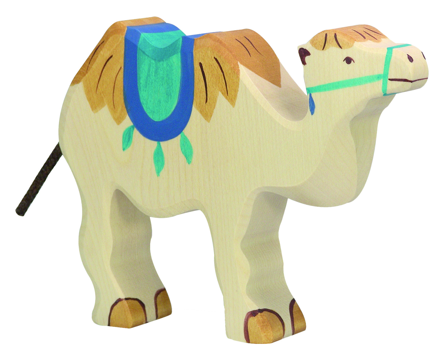 Holztiger Camel with Saddle Image