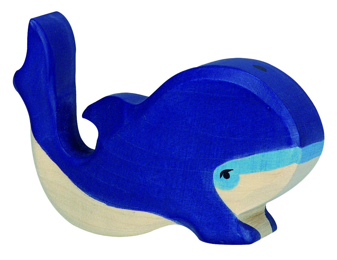 Holztiger Small Blue Whale Image