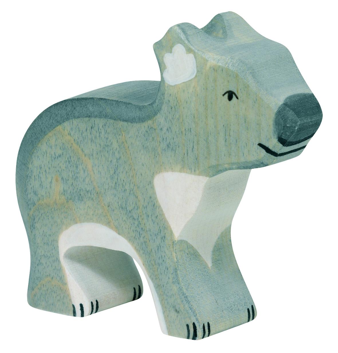 Holztiger Koala Image