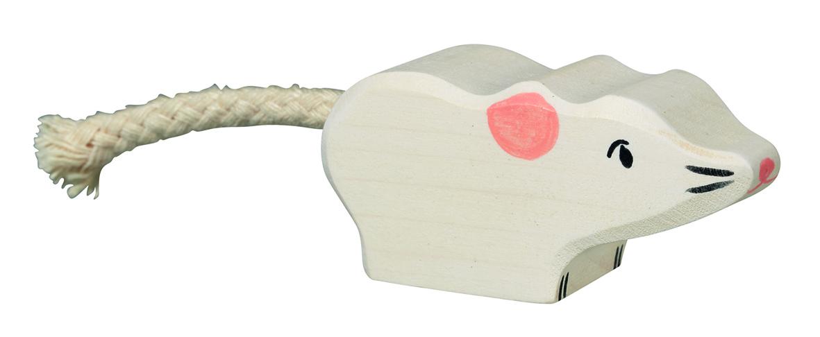 Holztiger White Mouse Image